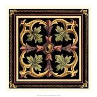 "Decorative Tile Design VI by Vision Studio - 17"" x 17"""