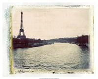 Eiffel View II Fine Art Print