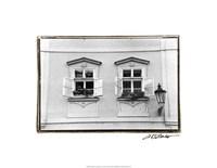 "Glimpses of Prague VI by Laura Denardo - 22"" x 17"""