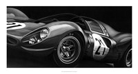 Vintage Racing II Fine Art Print