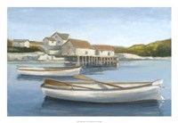 """Tranquil Waters I by Ethan Harper - 18"""" x 18"""" - $31.49"""