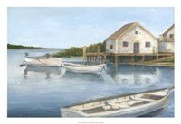 """Tranquil Waters II by Ethan Harper - 18"""" x 18"""" - $31.49"""