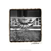 "American Breeze VII by Laura Denardo - 18"" x 18"""