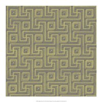 """Graphic Pattern VIII by Vision Studio - 18"""" x 18"""" - $21.99"""
