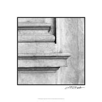 "Enduring Composition I by Laura Denardo - 18"" x 18"""