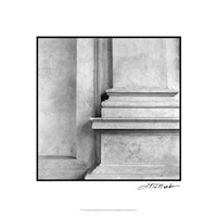 "Enduring Composition II by Laura Denardo - 18"" x 18"""