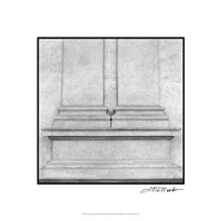 "Enduring Composition III by Laura Denardo - 18"" x 18"""