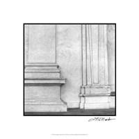 "Enduring Composition IV by Laura Denardo - 18"" x 18"""