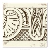 "Sepia Detail I by Vision Studio - 18"" x 18"""