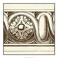 "Sepia Detail V by Vision Studio - 18"" x 18"""