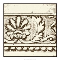 "Sepia Detail VI by Vision Studio - 18"" x 18"""