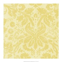 "Damask Detail II by Vision Studio - 18"" x 18"""