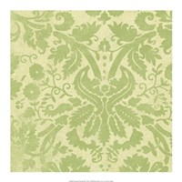 "Damask Detail IV by Vision Studio - 18"" x 18"""