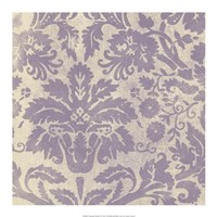 Damask Detail V Fine Art Print