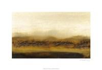 "Canyon III by Sharon Gordon - 18"" x 18"""