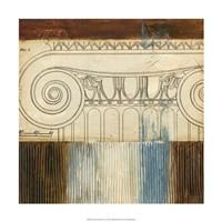 Architectural Archive I Fine Art Print