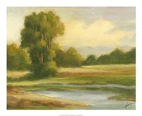 "Spring Morning I by Ethan Harper - 22"" x 18"""