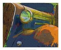"Classic Cruisin' III by Danny Head - 22"" x 18"""