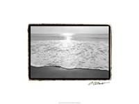 "Ocean Sunrise III by Laura Denardo - 24"" x 18"""