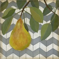 Fruit and Pattern II Fine Art Print