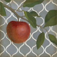 Fruit and Pattern III Fine Art Print