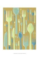 Spring Cutlery II Fine Art Print