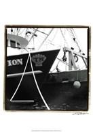 """Fishing Trawler I by Laura Denardo - 13"""" x 19"""""""