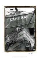 Fishing Trawler- Cape May Fine Art Print