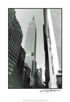 "Empire State Building II by Laura Denardo - 13"" x 19"""