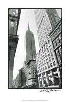 "Empire State Building III by Laura Denardo - 13"" x 19"""
