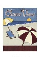 Cabana Sign II Fine Art Print