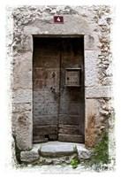 "Doors of Europe XIV by Rachel Perry - 13"" x 19"""