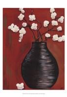 """Zen Vase II by Jade Reynolds - 13"""" x 19"""" - $12.99"""
