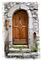 Doors of Europe XVII Framed Print