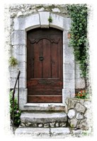 Doors of Europe XVIII Fine Art Print