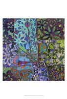 "B-Jeweled Deco III by Ricki Mountain - 13"" x 19"""