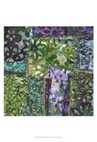 """B-Jeweled Deco IV by Ricki Mountain - 13"""" x 19"""""""