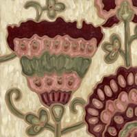 Romantic Chintz II by Karen Deans - various sizes