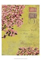 Postage VIII Fine Art Print