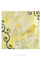 Canary I Fine Art Print