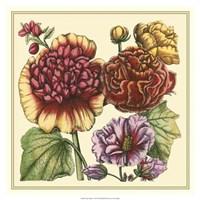 """Floral Spray I by Vision Studio - 19"""" x 19"""""""
