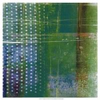 "Corrugated III by Ricki Mountain - 19"" x 19"", FulcrumGallery.com brand"