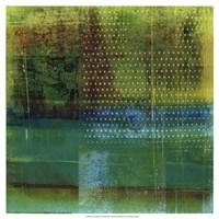 "Corrugated IV by Ricki Mountain - 19"" x 19"", FulcrumGallery.com brand"