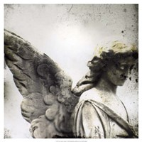 New Orleans Angel I Fine Art Print
