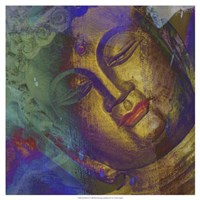 "Zen Modern I by Ricki Mountain - 19"" x 19"""