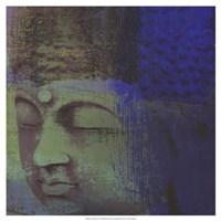"Zen Modern II by Ricki Mountain - 19"" x 19"""
