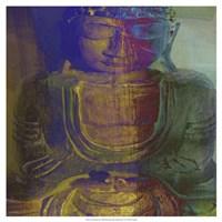 "Zen Modern III by Ricki Mountain - 19"" x 19"""