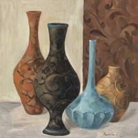 Spa Vases II Fine Art Print