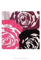 Bloomer Squares V Fine Art Print