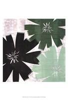 "Bloomer Squares XVII by James Burghardt - 13"" x 19"""